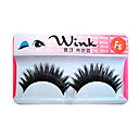 Long, Dramatic Blunt Cut Eyelashes FS - 10 Pairs Of Lashes ,Great For A Party Or Performance