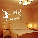 Basketball Decorative Wall Sticker(0565-1105079)
