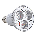 E14 3 W 3 High Power LED 270 LM Warm White PAR Spot Lights AC 85-265 V