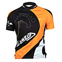 Men's Cycling Tops / Jerseys Short Sleeve Bike Spring / Summer Ultraviolet Resistant / Quick Dry Orange S / XXL