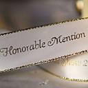 personalizzato oro gamma nastro decorazione di nozze - 100 metri per rotolo (più colori, più larghezza)