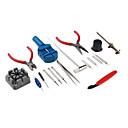 18-piece tool kit de reparación de relojes