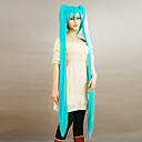 Vocaloid Hastune Miku Cosplay Парик