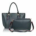 totalizador del color sólido de las mujeres con minibags