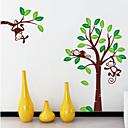 원숭이 나무 벽 스티커 벽 스티커