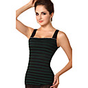 Chinlon with Horizontal Grain Bustier Daily Wear Shapewear More Colors Sexy Lingerie Shaper