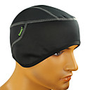 Santic Cycling Hat Warm High Density Catch Flocking Fabric Warmkeeping Hat
