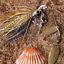 Metal Bait Spinner 10g Floating Fishing Lure