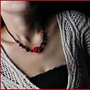 Women's Vintage Woven Necklace