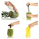 Kitchen Stainless Steel Easy Pineapple Fruit Corer Slicer