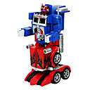 Remote Control Robot Transformers Optimus Deformation