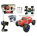 1:10 RC Car Hummer Car 18CC Nitro Gas Truck Radio Remote Control Fast Speed Car Toys