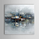 Oil Painting Abstract 1304-AB0486 Hand-Painted Canvas