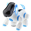 Yingjia Multifunctional Machinery Dog Toy with Sound and Light (Random Colors, 3xAAA, NO.09-839)