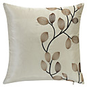 Broderie Botanicals Polyester Coussin décoratif Pays