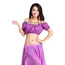 Dancewear chiffon Belly Dance Top For Ladies flere farger