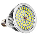 E14 6W 48x2835SMD 580-650LM 5800-6500K Natural White Light LED Spot Bulb (110-240V)