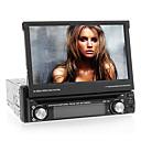 Android 4.0 1DIN 7 Inch Car DVD-speler met Wifi Adapter Ondersteuning GPS, TV, BT, Wifi, iPod, FM