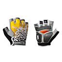 Half-vinger Lycra en Gel Shockproof Handschoenen