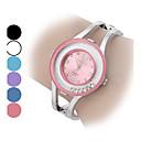 Reloj Brazalete Analógico de Cuarzo para Mujer con Correa de Acero (Varios Colores)