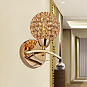 Minimalist Crystal Golden Wall Light Up Light 220-240V