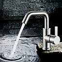 Bathroom Sink Faucets Contemporary Rotatable Stainless Steel Stainless Steel
