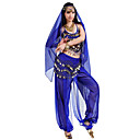 Brillante performance mousseline Belly Dance Costumes For Ladies (plus de couleurs)