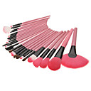 24 Makeup Brushes Set Others / Synthetic Hair / Nylon Face / Lip / Eye