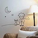 Cartoon Il piccolo principe adesivi murali