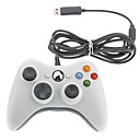 Con cavo USB Game Pad Controller per Microsoft Xbox 360 e Windows PC Slim