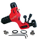 Rotary Tattoo Machine for Liner and Shader(red)
