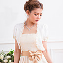 Party/Evening / Office & Career Chiffon / Lace Wedding  Wraps Coats/Jackets Short Sleeve