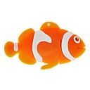 16G Fish Shaped USB Flash Drive