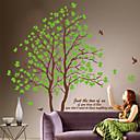 Botânico amante Trees Decalque Mural Adesivo de parede amovível
