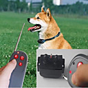 4 i 1 Pet Training Vibra og elektrisk stød Hund Remote Control Collar