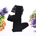 Classic Style Black Lace Sweet Lolita Stockings