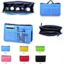 Women's Travel Insert Portable Cosmetische Handtas Organizer Purse Groot Liner Tidy make-up tas