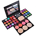 EyeShadow 39 Colors Makeup Palette Kit Foundation Powder Blusher Cosmetic Lipstick  Tools SV000822
