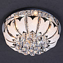 2 Way Noble LED Crystal Ceiling Light 16 Light