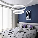 Modern Contracted Design Mini Pendant LED Ring Ceiling Lamp with 100-250V