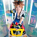 Kingdom Hearts Sora Normal Form Cosplay Costume
