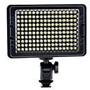 c-160 portable conduit 160pcs de lumière vidéo LED haute luminosité perles avec diffuseur