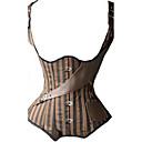 satiini muovi bonning korsetti shapewear seksikkäitä alusvaatteita shaper
