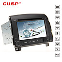 CUSP® 6.2 Inch 2Din Car DVD Player for HYUNDAI SONATA NF YU XIANG 2006-2013 Support GPS,BT,RDS,Game,iPod