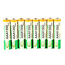 1350mAh BTY Ni-MH AAA 1.3V Rechargeable Battery 8pcs