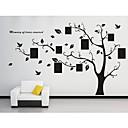 wall stickers Vægoverføringsbilleder, stamtræ pvc wall stickers