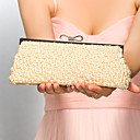 Polyester/Rhinestones Wedding/Special Occasion Clutches/Evening Handbags(More Colors)
