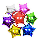 18 Inch Star Aluminium Membrane Baby Shower Birthday Party Balloon