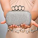 Polyster And Metal Wedding/Special Occasion Clutches/Evening Handbags(More Colors)