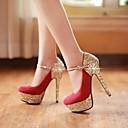 Women's Shoes Round Toe Stilletto Heel Pumps Shoes More Colors Available